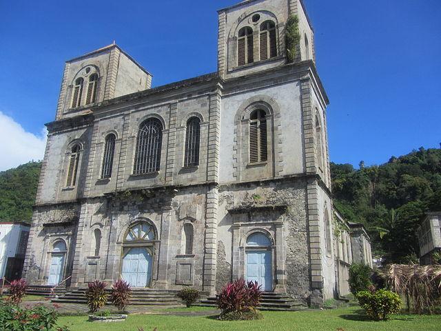 Cathédrale Saint-Piere amarhisfa