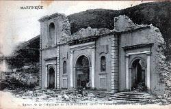 ruines cathédrale saint-pierre amarhisfa